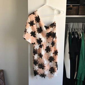 🌿ASOS One Shouldered Mini Dress